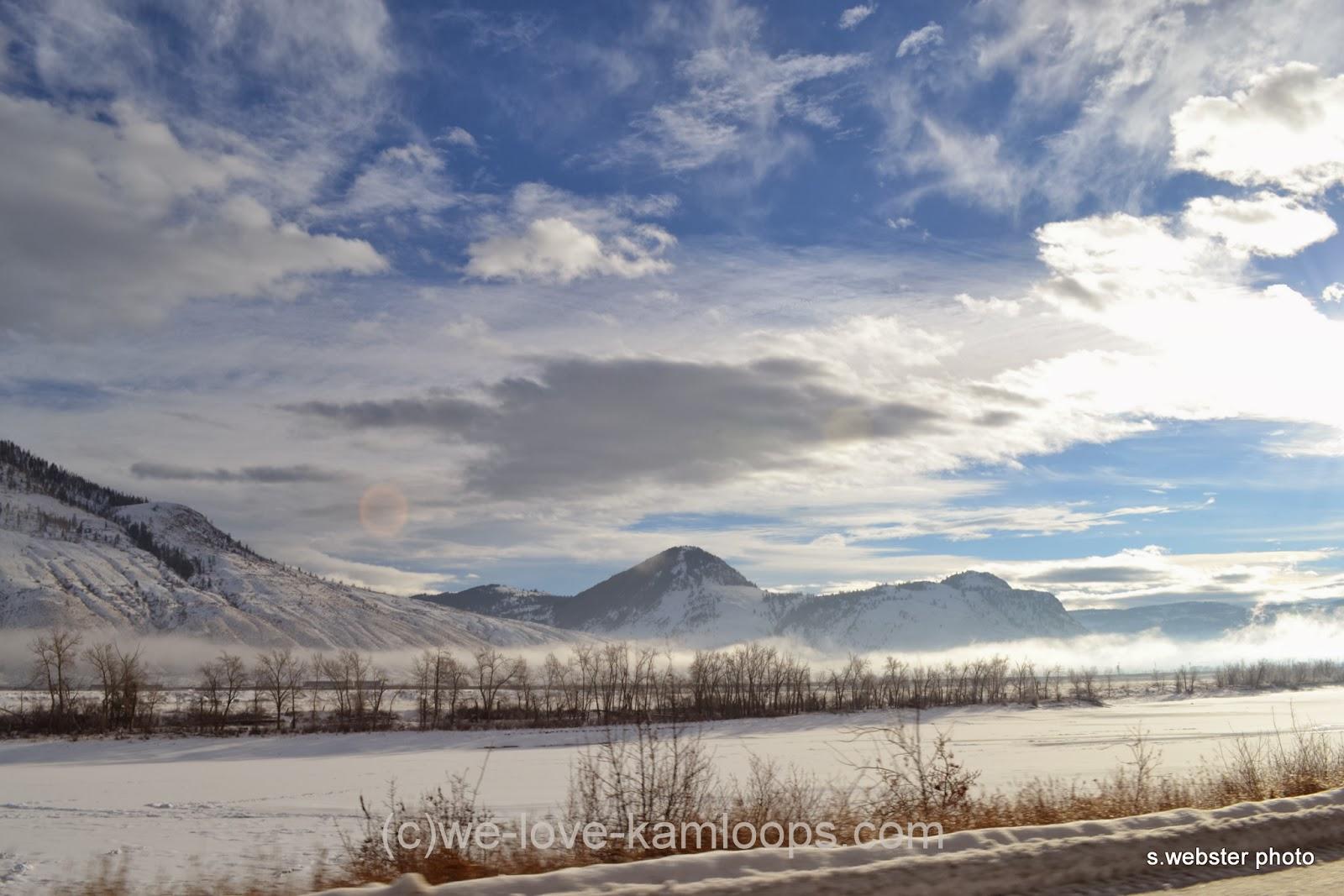 We Love Kamloops Winter Wonderland In Kamloops Bc