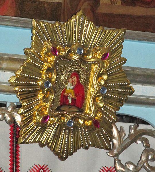 Poczajowska Ikona Matki Bożej (kopia).