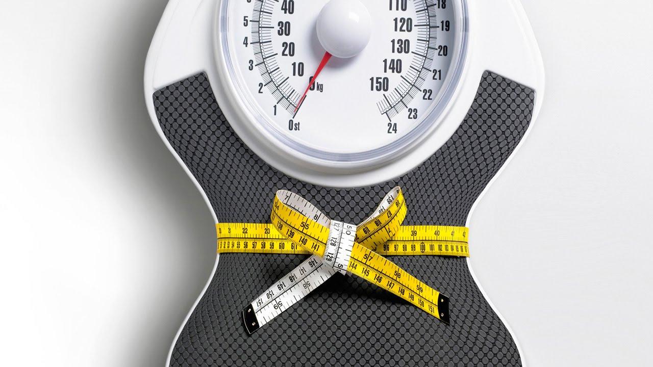 طريقة رائعة لتثبيت وزنك دون أى تمارين