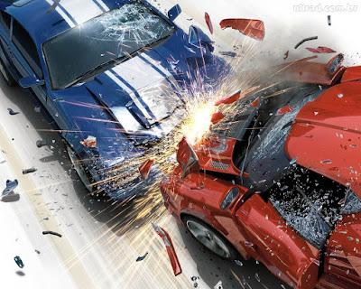 Acidentes de carro pelo mundo