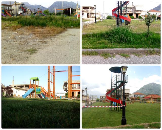"""Πρέβεζα: """"Άνοιξε"""" το μείζον θέμα στις παιδικές χαρές του Δήμου Πρέβεζας – Ακατάλληλες τις βγάζει η Περιφέρεια;"""