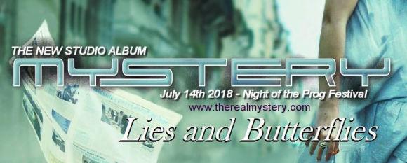 MYSTERY - Lies And Butterflies (2018) inside