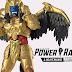 Detalhes da linha Lightning Collection de Power Rangers