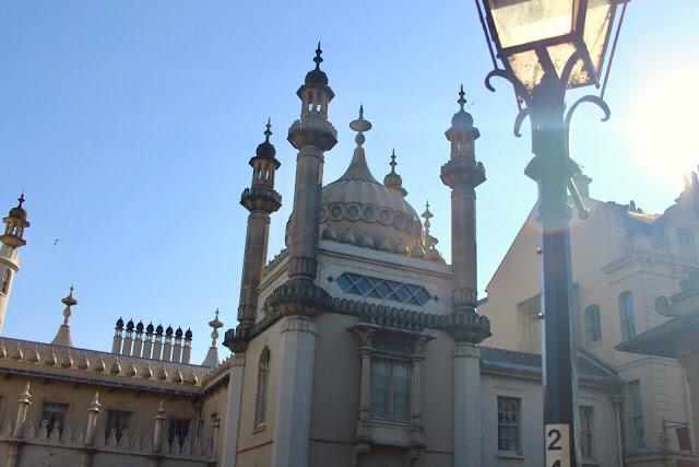 Brighton Pavilion, England
