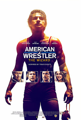 American Wrestler: The Wizard 2016 DVD R1 NTSC Sub