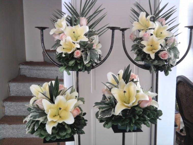 Arreglos florales - Arreglos florales con flores artificiales ...