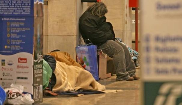 Foggia, emergenza freddo. Aiuti per i senzatetto