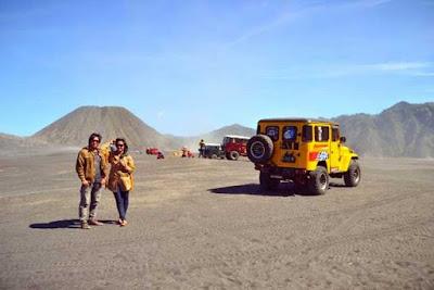Gunung Bromo, jawa Timur,Wisata Alam,
