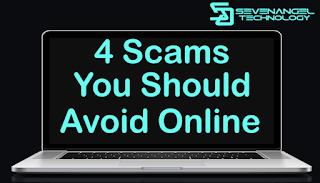 4 Penipuan Yang Harus Anda Hindari Jika Anda Ingin Menghasilkan Uang Online