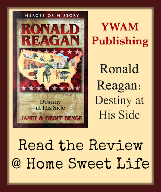 YWAM Reagan biography