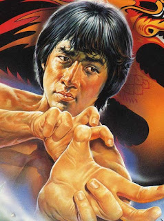 Jackie Chan Art