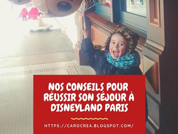 Sortie en famille : Réussir son séjour à Disneyland Paris