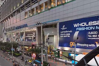 Surganya Shopping! Inilah 14 Tempat Belanja Murah di Bangkok (Thailand)!!