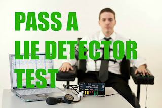 tests for lie detecting