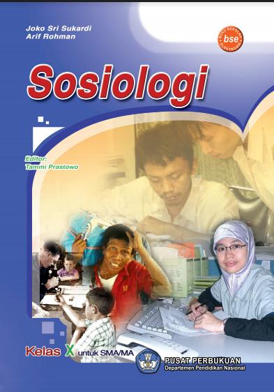 Download Buku Siswa KTSP SMA Kelas 10 Mata Pelajaran Sosiologi