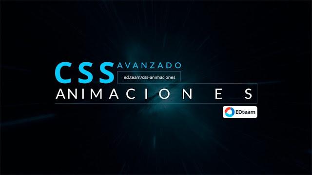 CSS Avanzado - Animaciones (EDteam)