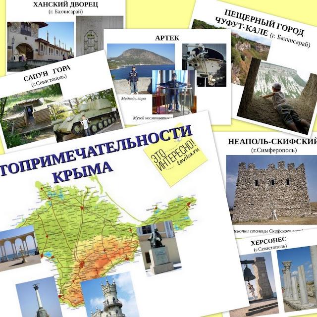 презентация Достопримечательности Крыма