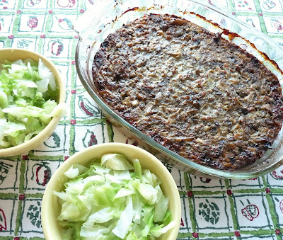 Mallorcan Eggplant Cake (Meatloaf)