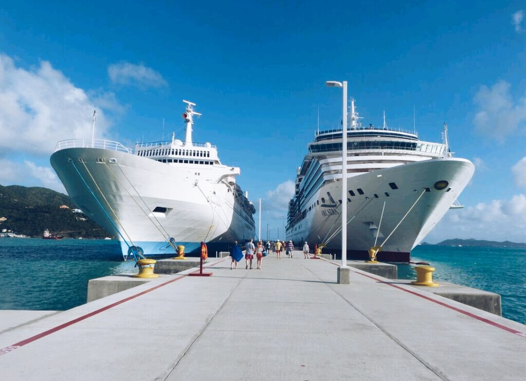 picture of our cruise ship
