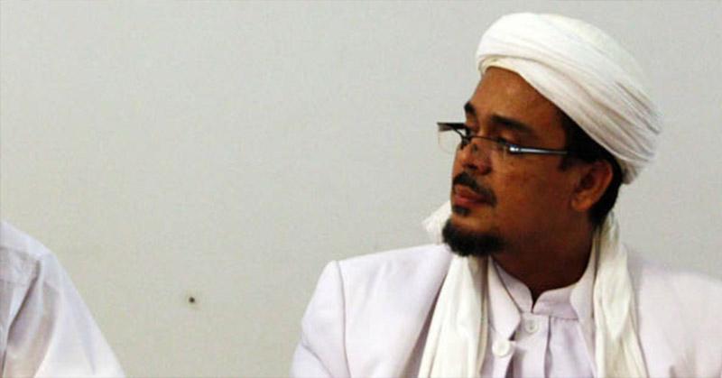 Kode Keras! Pasangan Capres-Cawapres Ini Mustahil Didukung Habib Rizieq Syihab