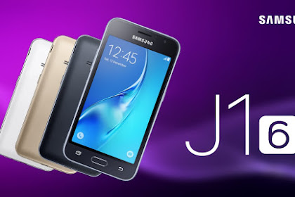 CARA FLASHING SAMSUNG GALAXY J1 2016 (SM-J120G)