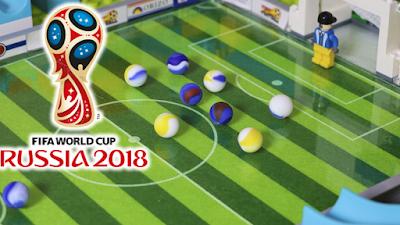 Final da copa do mundo França x Croácia PREMONIÇÃO :P - World Cup BOLINHAS de GUDE