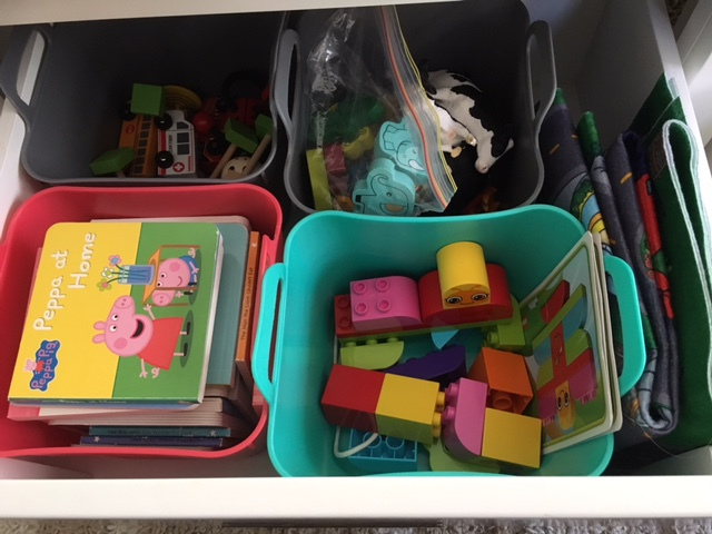 Toy Storage In The New House Keeping Up With The Joneses
