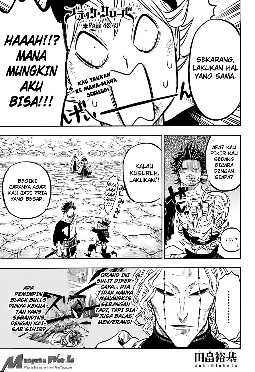 Black Clover Chapter 48 Chi
