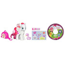 My Little Pony Traveling Single with DVD Diamond Rose Brushable Pony
