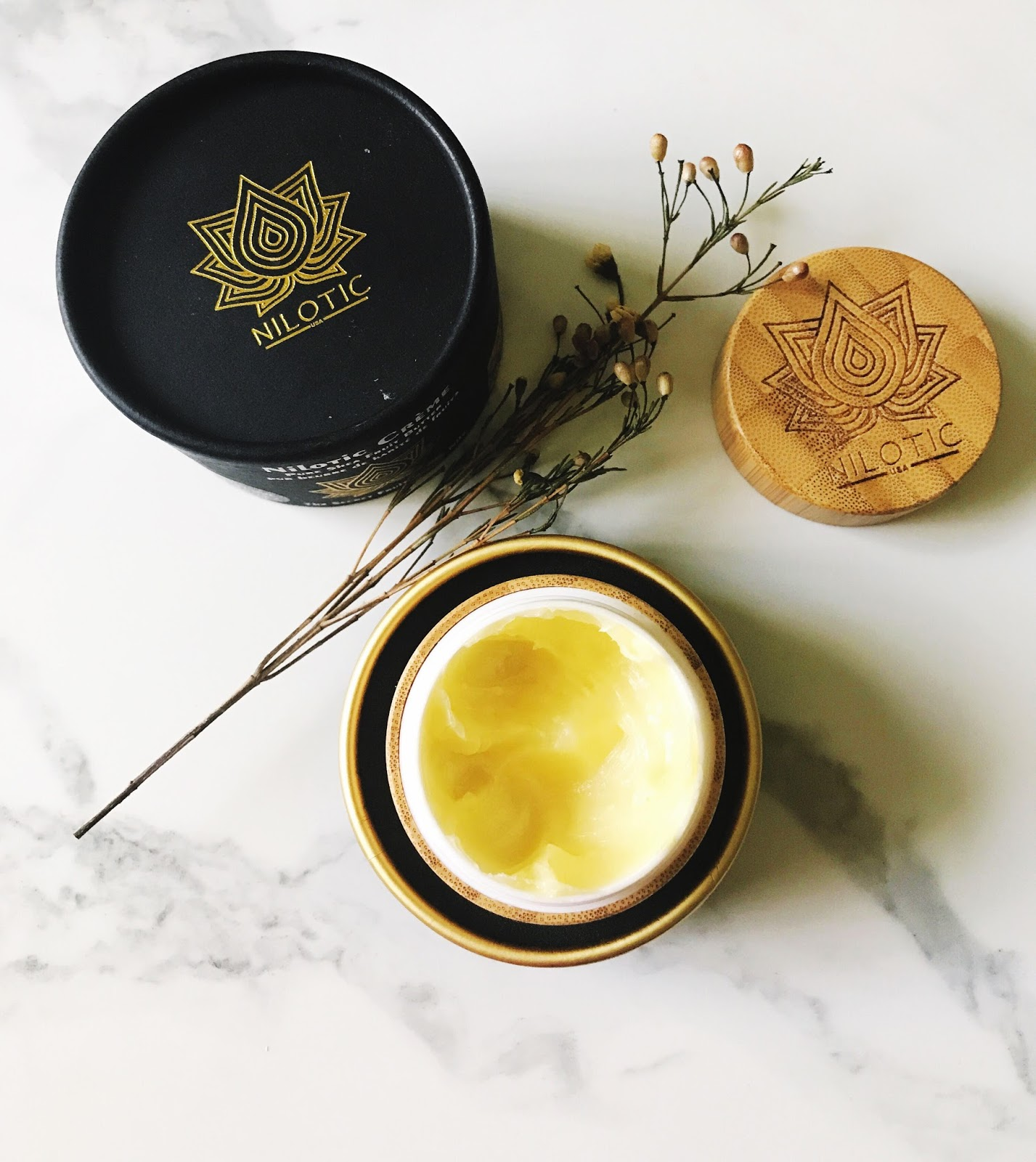 Nilotic body creme, vegan, good cause, skincare, luxury