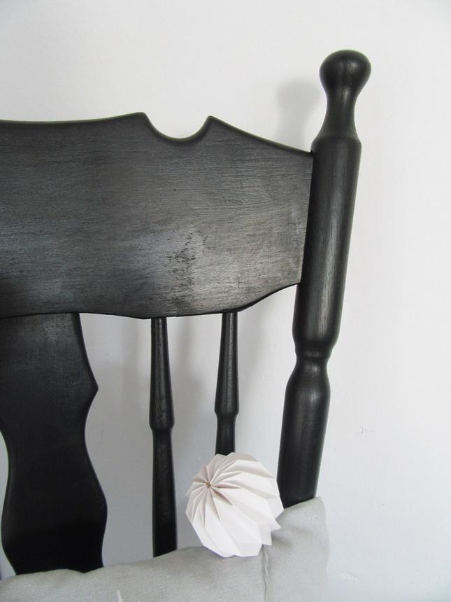 Krzesła z historią...