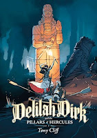 Delilah Dirk and the Pillars of Hercules by Tony Cliff