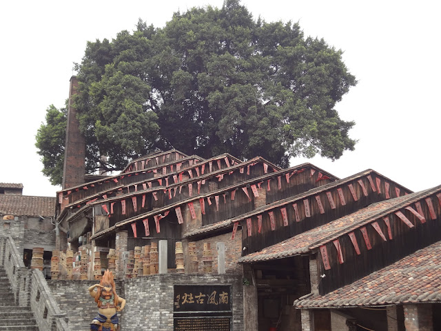Horno Nanfeng en Foshan