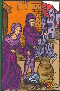 El oficio de la hechicería