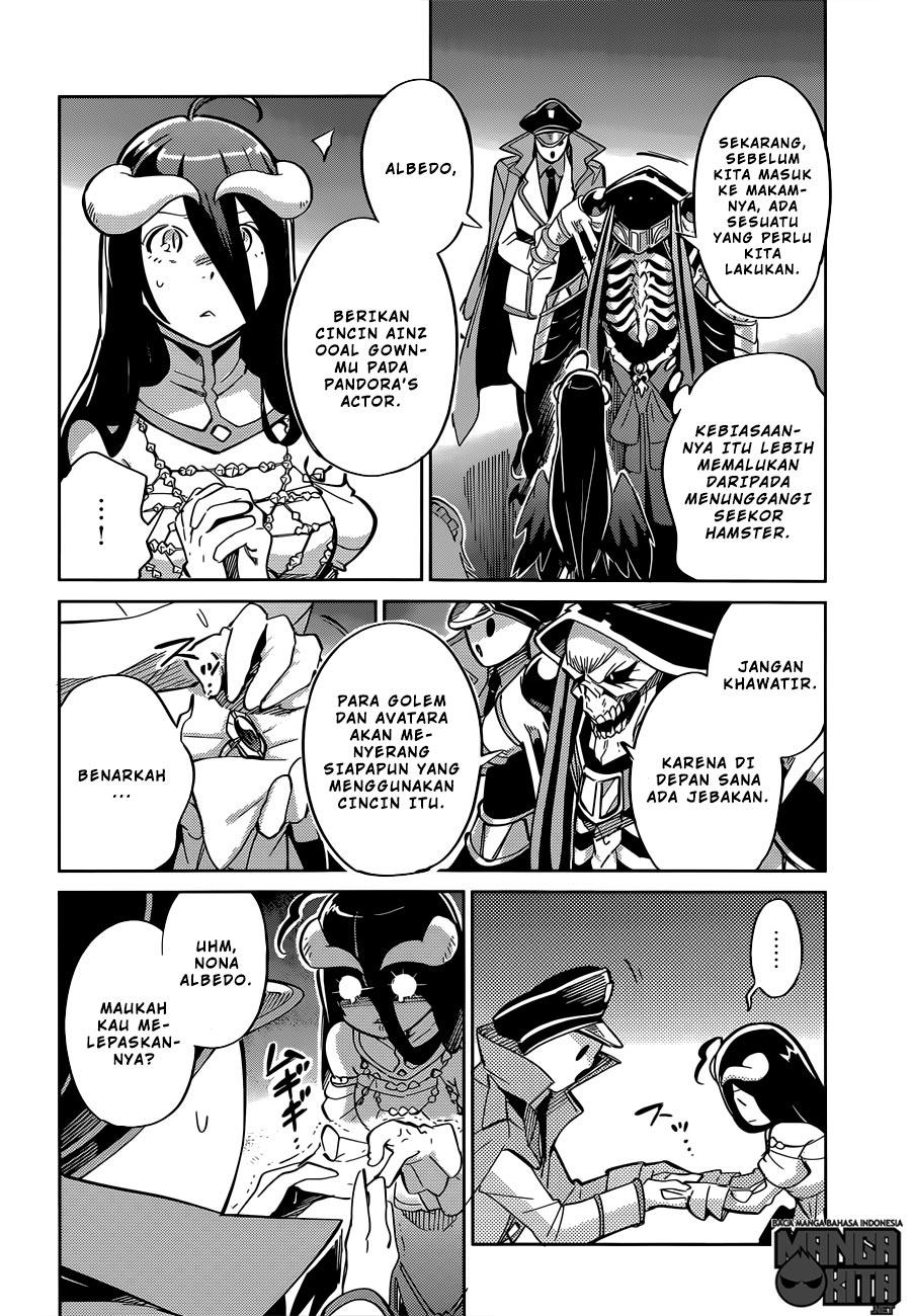 Baca Komik Overlord chapter 12 Bahasa Indonesia