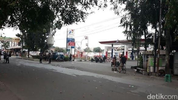 Mako Brimob Rusuh, SPBU hingga Minimarket Sepi Pengunjung