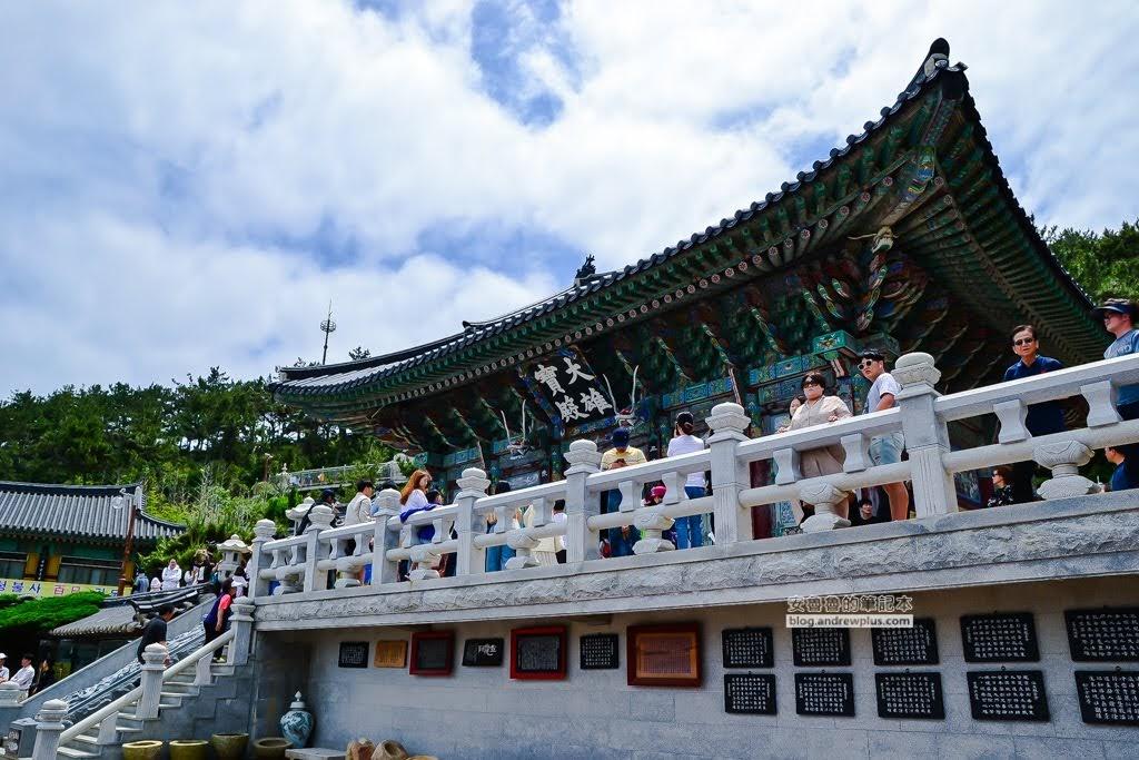 海東龍宮寺해동용궁사-釜山必玩的人氣景點之一,韓國唯一依山傍海,有無敵海景的古剎名勝   安魯魯的筆記本