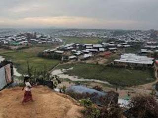 4 Injured In Raid On Rohingya Camp: