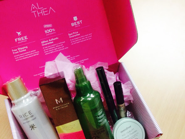 BEAUTY | All About Althea Korea PH + Unboxing Mine