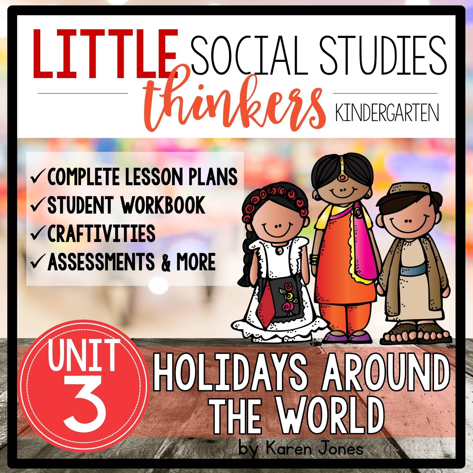 Holidays Around The World Little Kindergarten Social