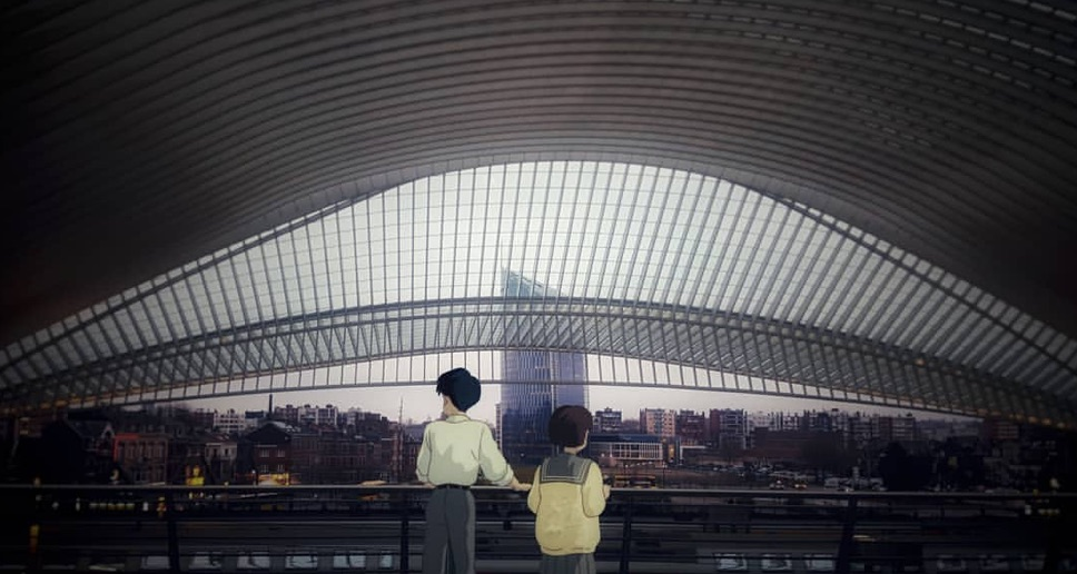 gare Calatrava