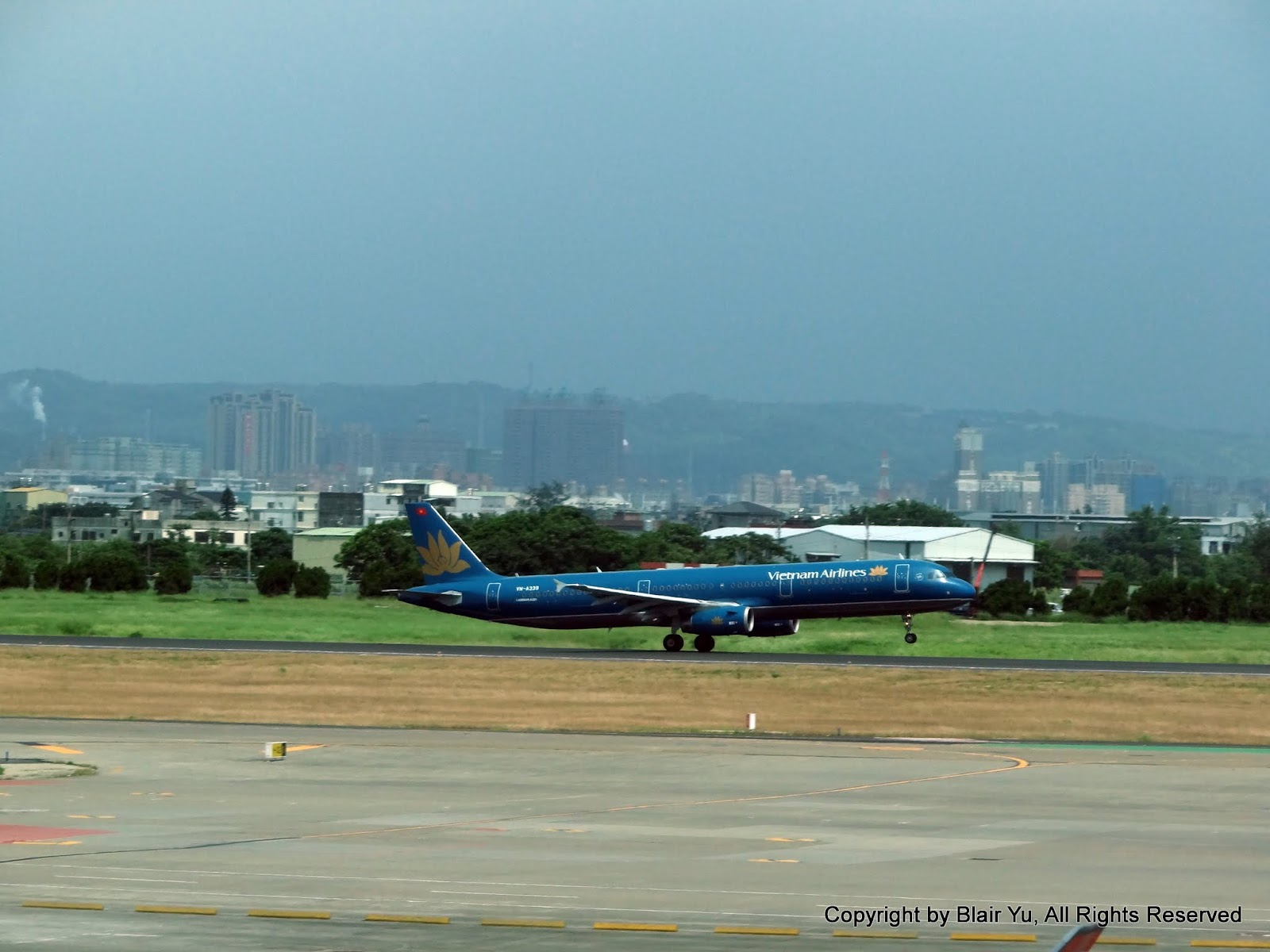 越南國家航空 Vietnam Airlines VN-A339 A321-231