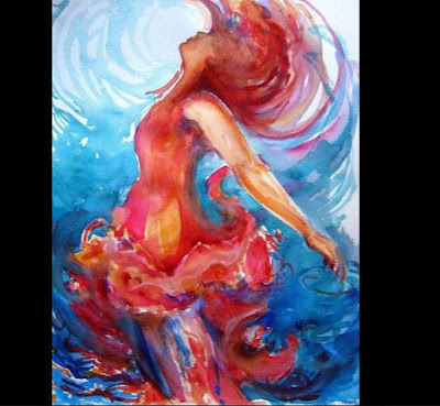 My Sea of Perfect Love by Deborah Waldron Fry
