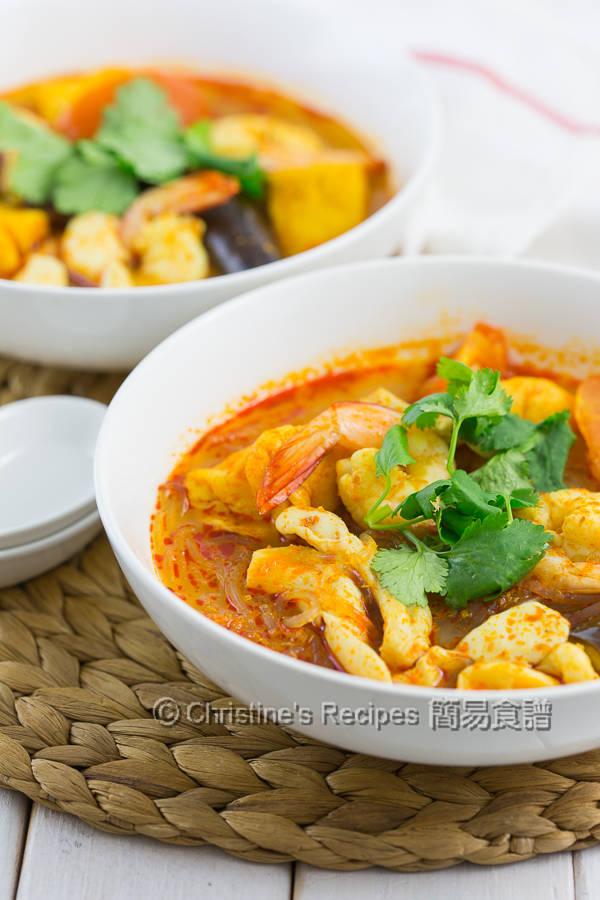 Tom Yam Noodle Soup02