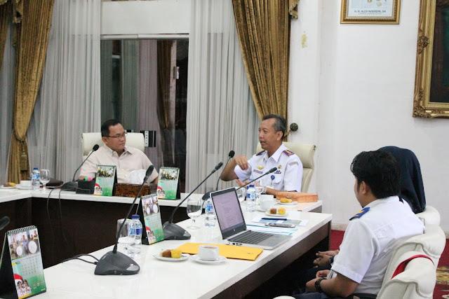 Muba Akan Miliki Politeknik Penerbangan Pertama Di Sumatera