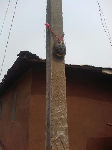 Oyo residents go fetish to avoid bills