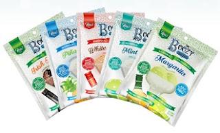 boozy ice cream mmixes