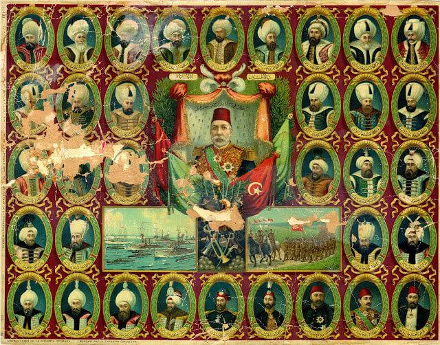 الدولة العثمانية التاريخ الكامل
