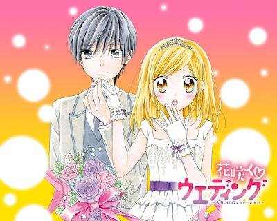 Hanasaku Wedding ~Kyou Kekko Shichaimasu~ de Mashiro Ooki *Estreno*