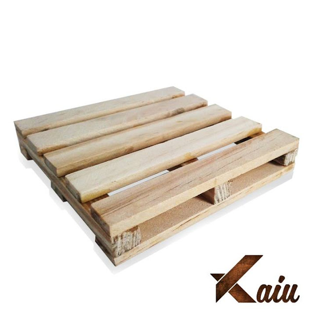 Jual Tatakan Gelas dari Kayu